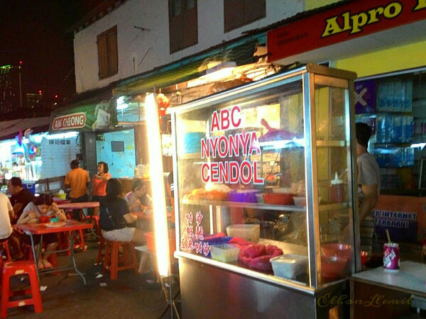Street food on Jonker Walk